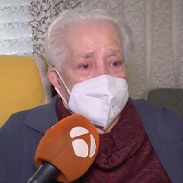 La pesadilla de Rosario, una mujer de 97 años a la que han desahuciado de su casa por error