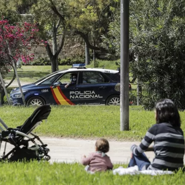 Valencia comienza la desescalada: reuniones de cuatro en la calle y 50% en lugares de culto. Foto: Europa Press