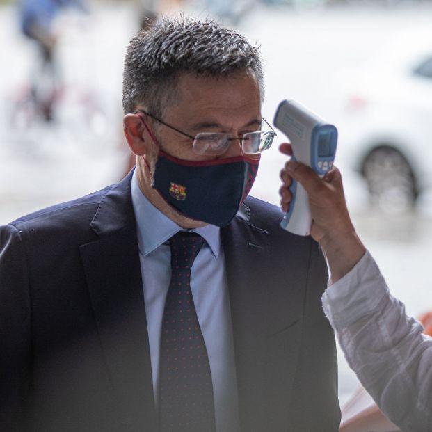 Josep Maria Bartomeu, expresidente del Barça, detenido