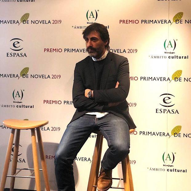 Juan del Val, periodista, escritor y colaborador de televisión Foto: EuropaPress