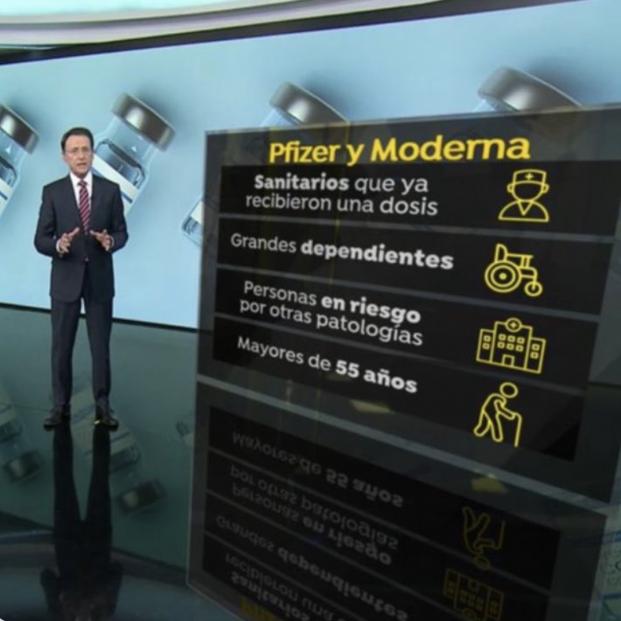 Matías Prats pide perdón por el icono de mayores de 55