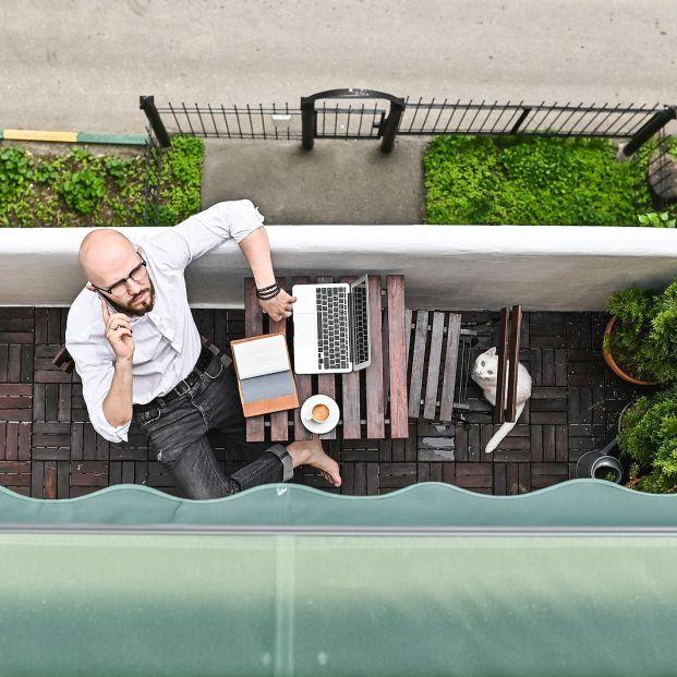 Muebles de Lidl para combatir contra las terrazas de Ikea