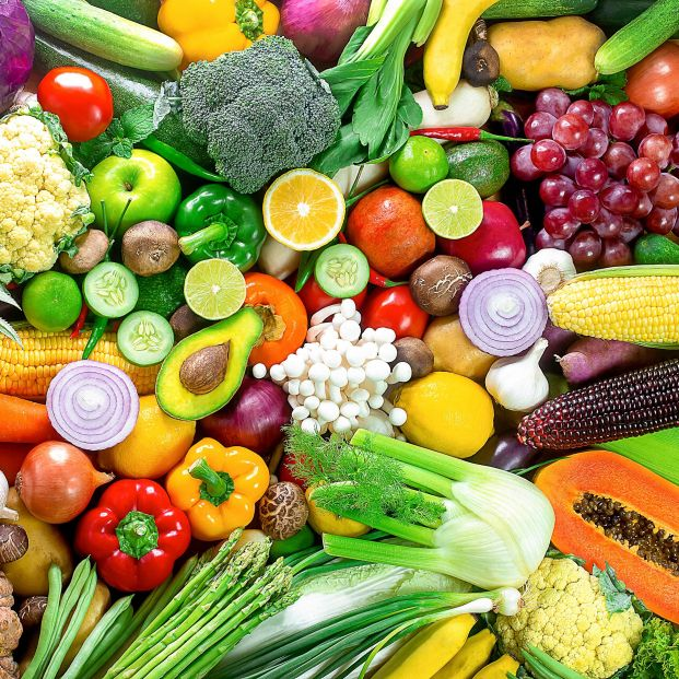 Este es el número exacto de piezas de fruta y verdura que hay que comer al día para vivir más