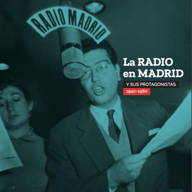 """La exposición """"La radio en Madrid y sus protagonistas 1940-1980"""" repasa la historia del medio. Foto: Comunidad de Madrid"""