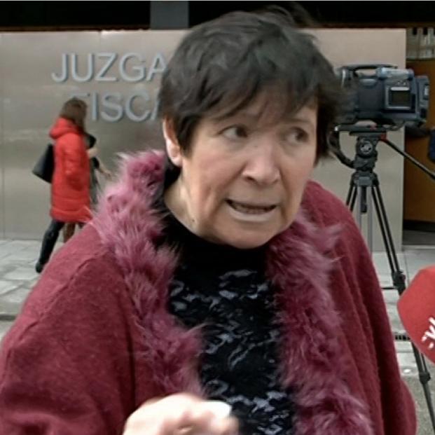 El Supremo ratifica la retirada de la custodia a la madre que tuvo mellizos con 64 años. Foto: Captura de Castilla y León TV