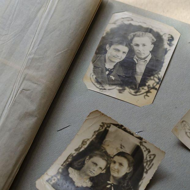 Una web da movimiento a las caras de tus fotos más antiguas