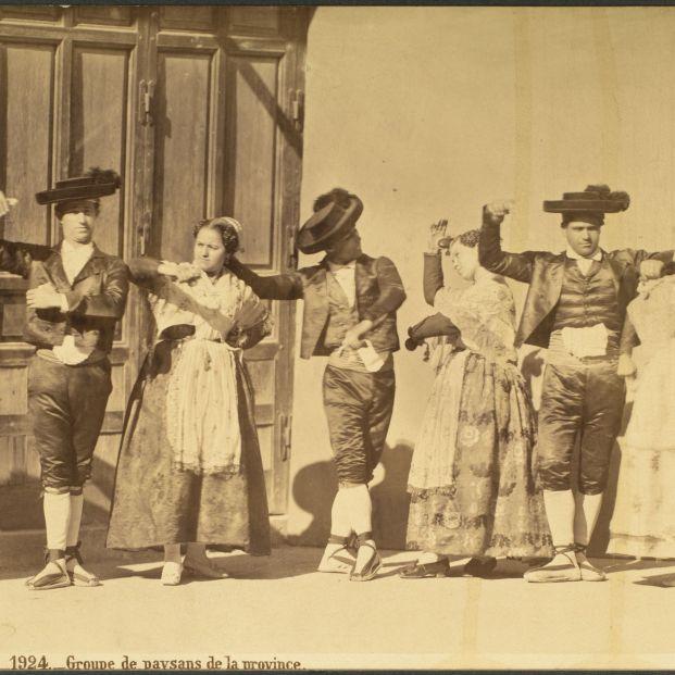 La España de la segunda mitad del siglo XIX, vista por la cámara de Jean Laurent