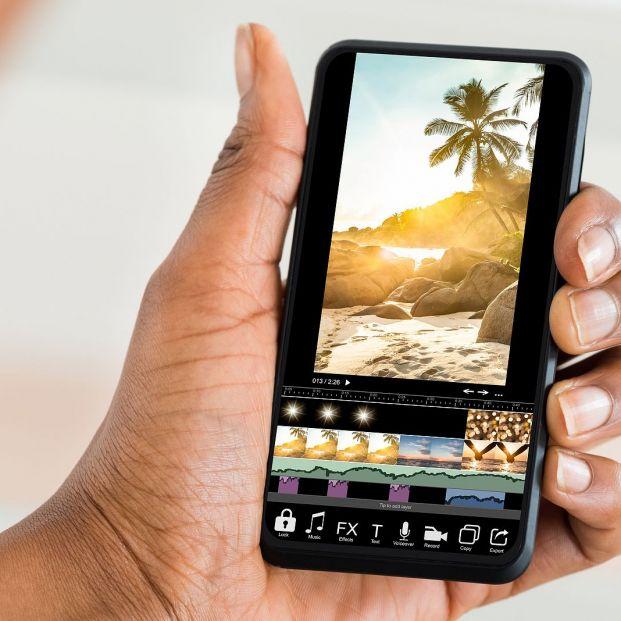 5 aplicaciones gratuitas para editar fotos en tu móvil (Foto Bigstcok)