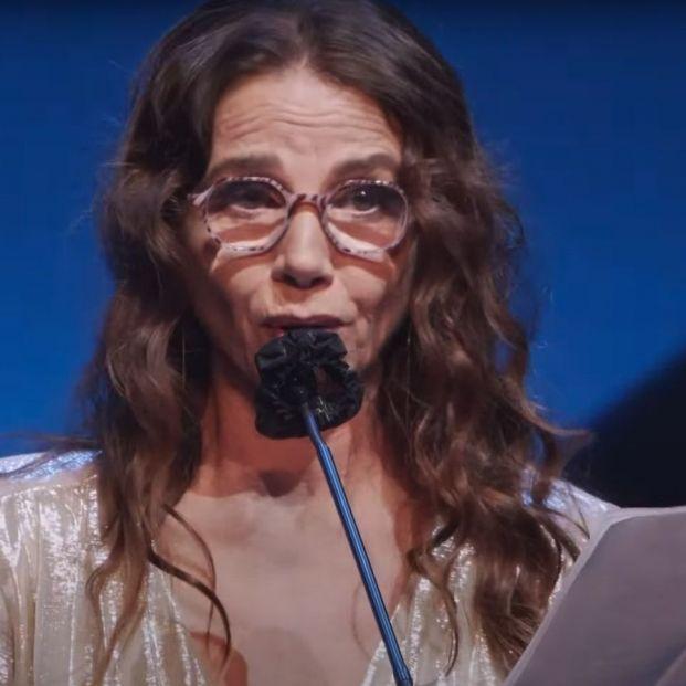 VÍDEO: Victoria Abril pide perdón tras su discurso negacionista