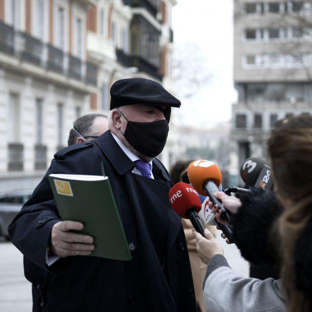 """El comisario jubilado Villarejo: """"Voy a desenmascarar a todos"""""""