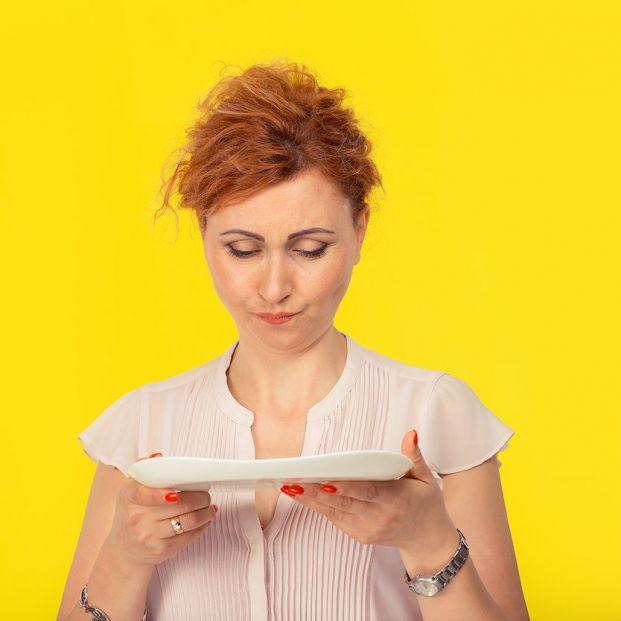 La anorexia también afecta a mujeres de más de 50 años