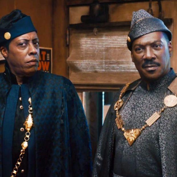 Eddie Murphy regresa repitiendo con 'El rey de Zamunda', la película que arrasaba en los videoclubs