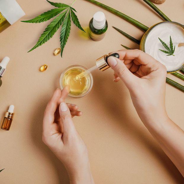 5 productos cosméticos con cannabis