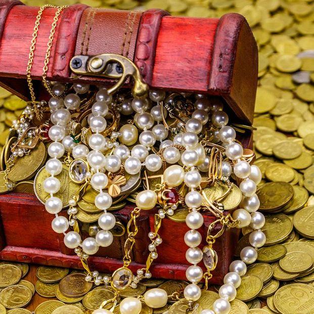 Si recibes oro o joyas en una herencia, ¡no olvides declararlo!