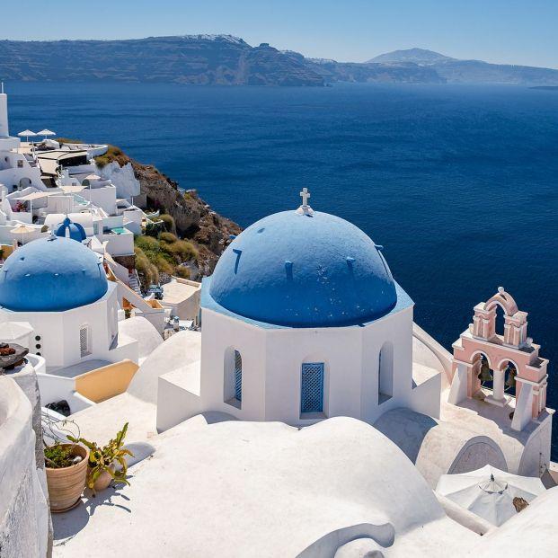 Las 5 islas griegas más bonitas Foto: bigstock