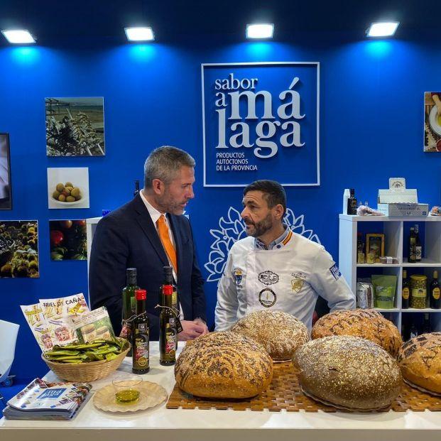 El pan más caro del mundo lo hace un panadero malagueño Foto: EuropaPress