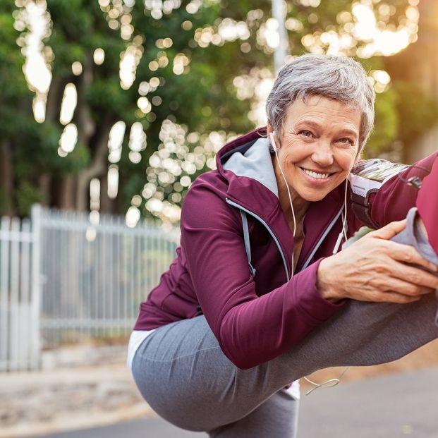 ¿Dolor al correr o más tendinitis de lo normal? Puedes tener los isquiotibiales cortos Foto: bigstock