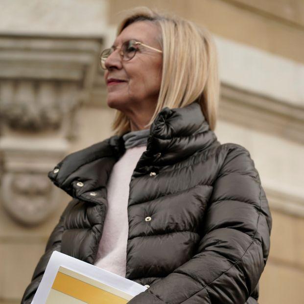 """Rosa Díez: """"Lo ocurrido en las residencias muestra la incapacidad y el sectarismo del Gobierno"""""""" - Foto: Europa Press"""