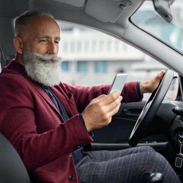 Tu permiso de conducir, en el móvil
