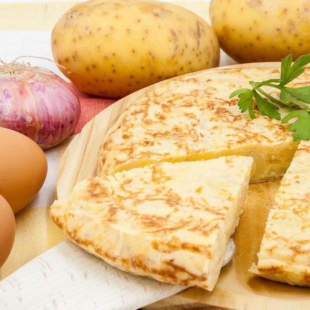 Tortilla de patatas Foto: bigstock