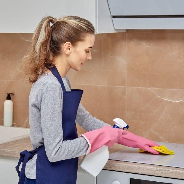 Consejos para dejar tu cocina como los chorros del oro Foto: bigstock