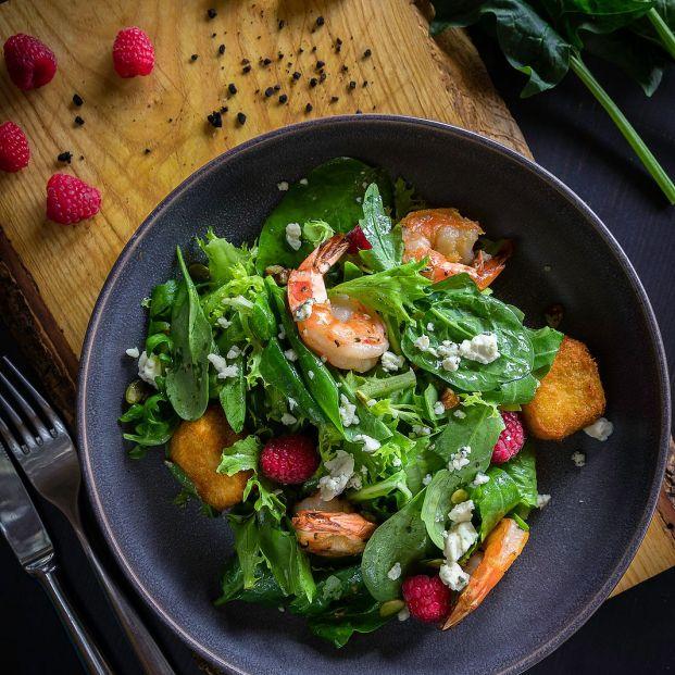 Cenas bajas en calorías para no engordar Foto: bigstock