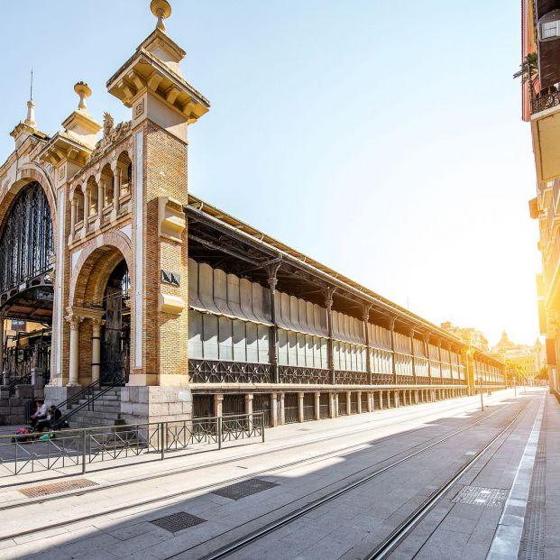 Los 5 mercados más bonitos de España  foto: bigstock