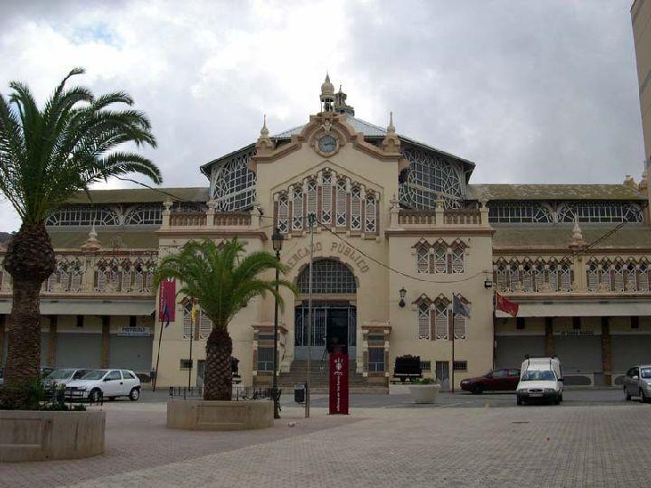 Los 5 mercados más bonitos de España Foto: Región de Murcia Digital