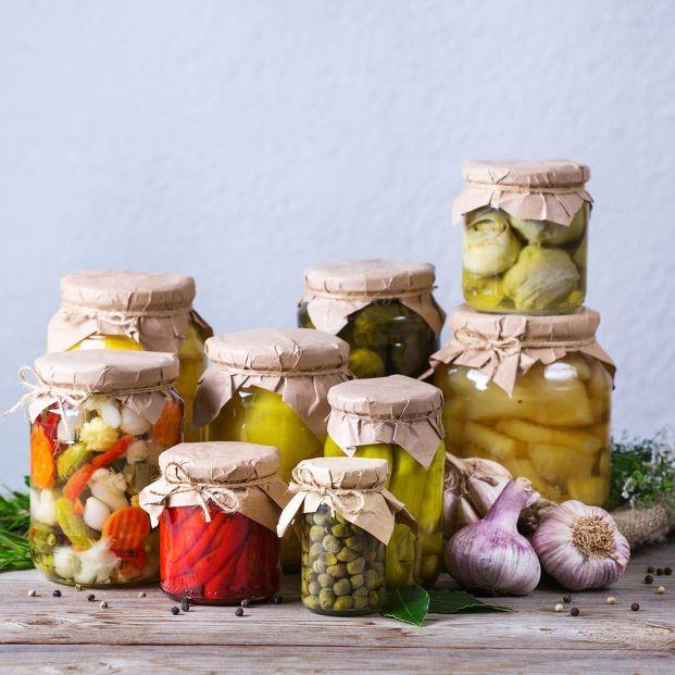 Las latas de conserva que siempre tienes que tener en la despensa  Foto: bigstock