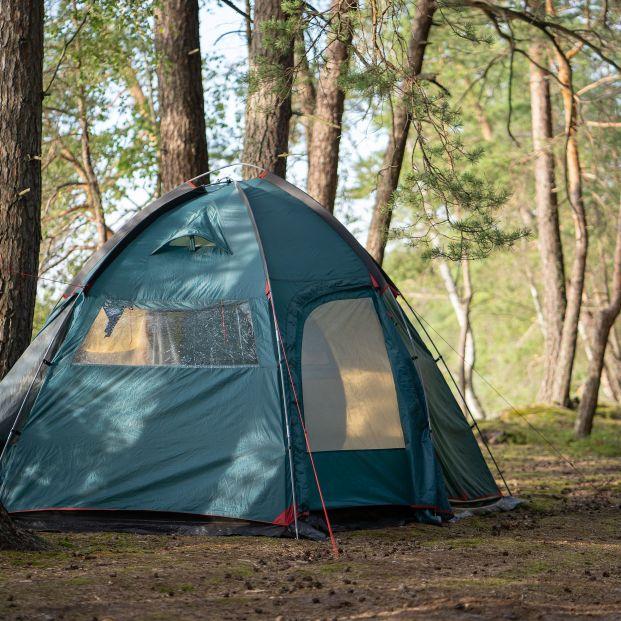 Camping barato y con todo lo necesario, gracias a estos productos de Lidl