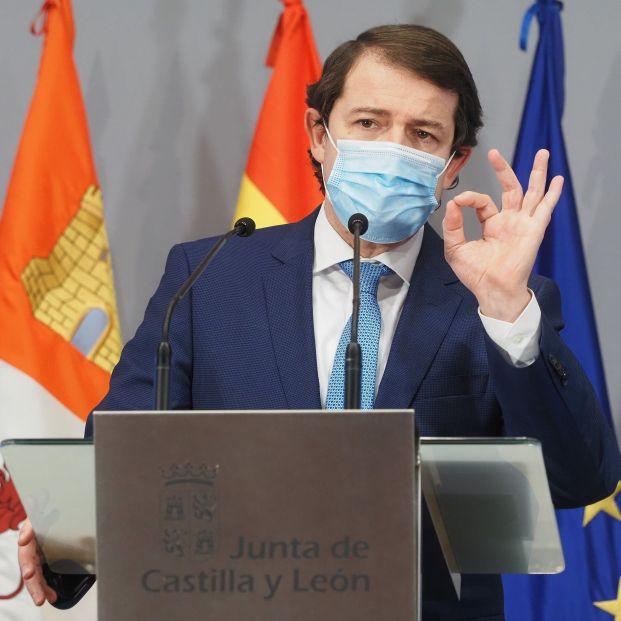 El PSOE de Castilla y León presenta también una moción de censura contra PP y Ciudadanos