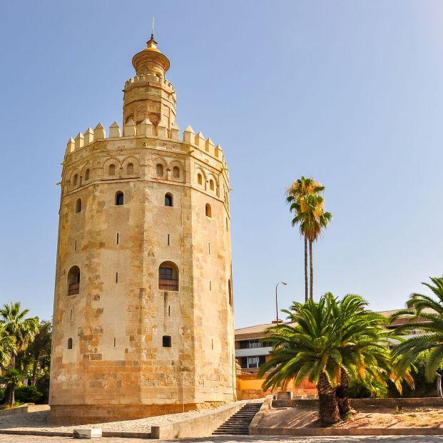 La Torre del Oro de Sevilla cumple 800 años: Visitamos los mejores monumentos de la capital andaluza