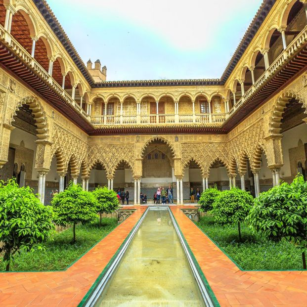 bigstock Seville Andalusia Spain  Ap 361072582