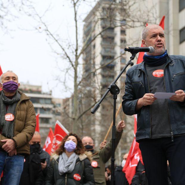 Más de 50 concentraciones piden derogar la reforma de las pensiones de 2013