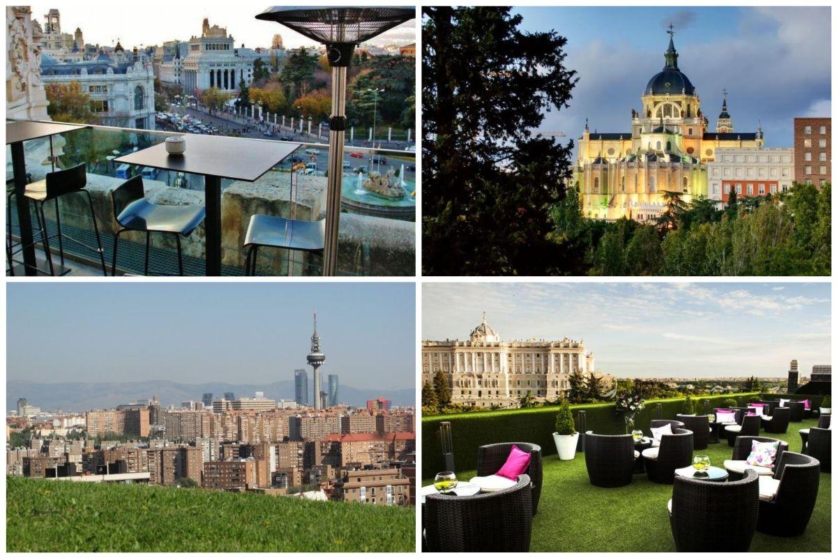 Los 17 Mejores Miradores Para Explorar Madrid