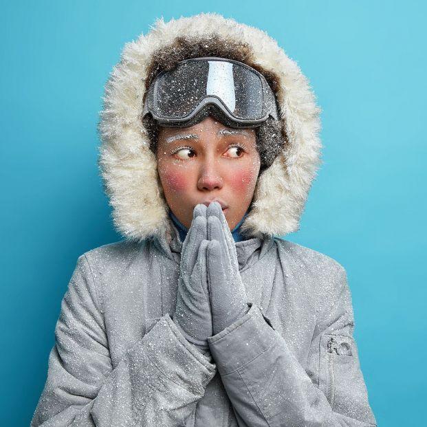¿Se puede ser alérgico al frío? ¿Y al calor? Foto:Bigstock