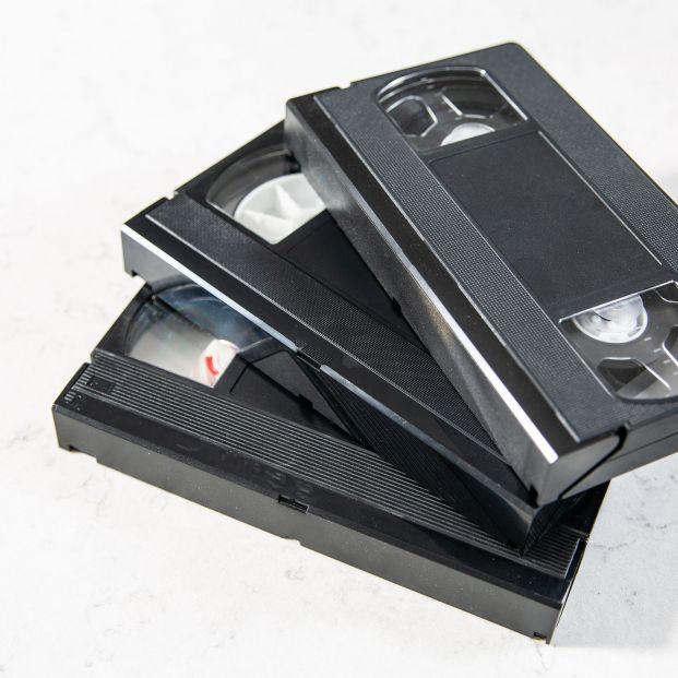 ¿Aún con cintas VHS? Guía para pasarlas a tu ordenador