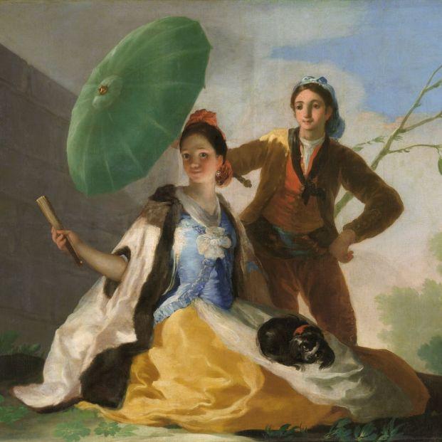 Cartones para tapices de Goya (Museo del Prado)