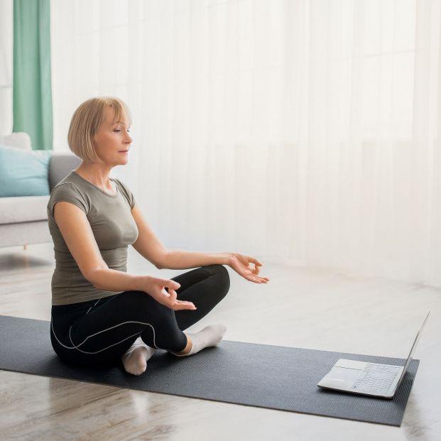 Yin yoga: la práctica perfecta para combatir el estrés y la ansiedad