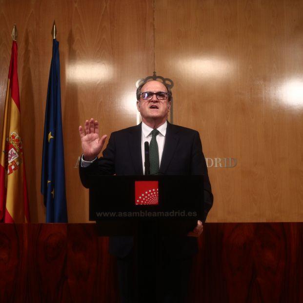Gabilondo será el candidato del PSOE a la Presidencia de la Comunidad si hay finalmente elecciones