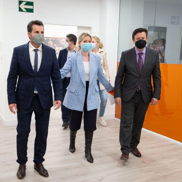 Ciudadanos expulsa a los tres diputados que han frustrado la moción de censura en Murcia
