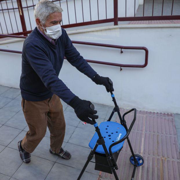 """Las residencias de Vizcaya denuncian que se han """"sentido criminalizados durante este año""""   Foto: Europa Press"""