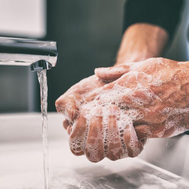 Problemas de la obsesión por la desinfección Foto: bigstock