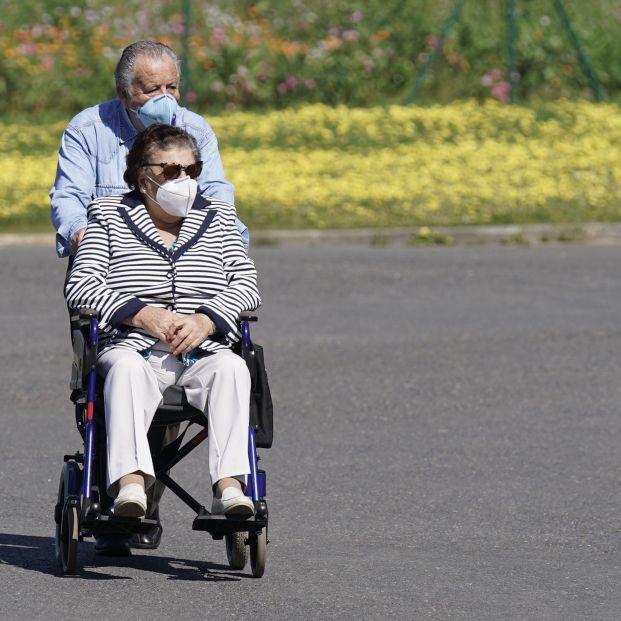 """La cara B del confinamiento estricto de los mayores: """"Estaba claro que iba a dejar secuelas físicas"""""""