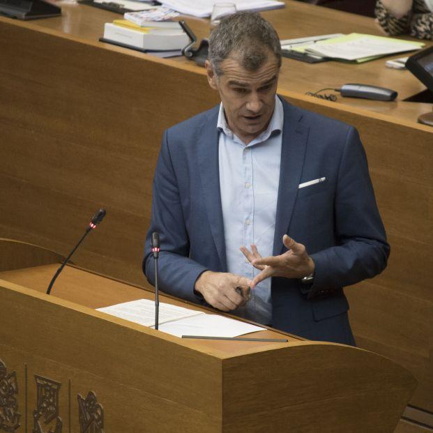 Toni Cantó dimite de la Ejecutiva de Ciudadanos y deja la política