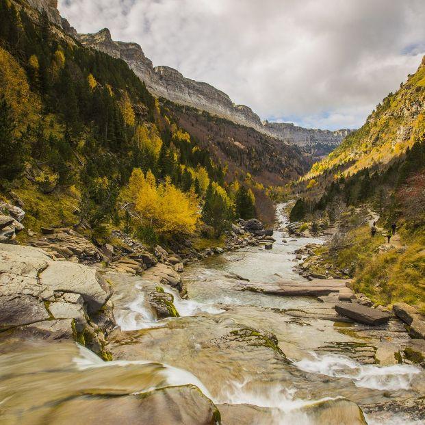 Descubre el Monte Perdido de los Pirineos, que incluye dos de los cañones más grandes y profundos de Europa (Foto Bigstock)