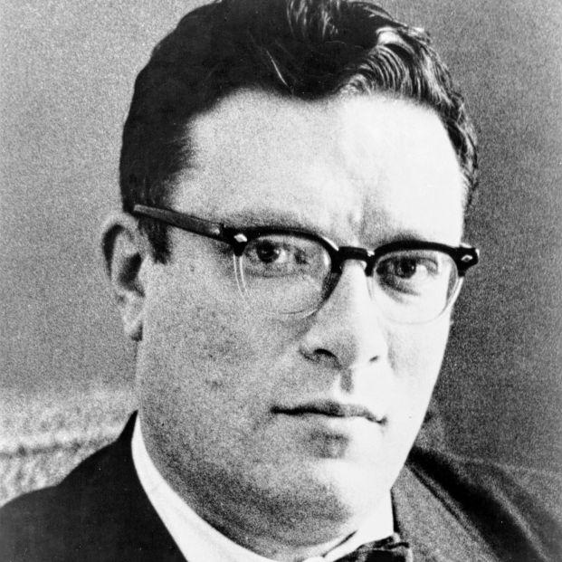 Isaac Asimov, el escritor que predijo el 2019 hace 35 años (New York World Telegram & Sun - Wikimedia Commons)