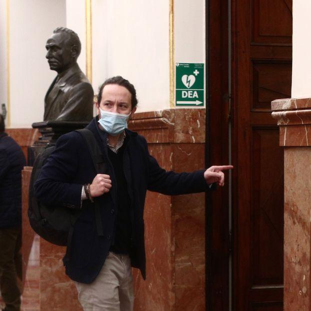 """Pablo Iglesias deja el Ministerio de Derechos Sociales sin """"haber pisado una residencia"""""""