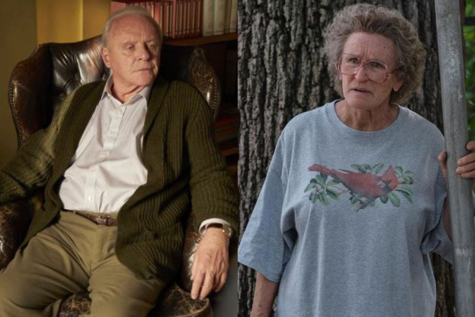 Oscar 2021: Anthony Hopkins y Glenn Close lideran unas nominaciones con mucho talento sénior