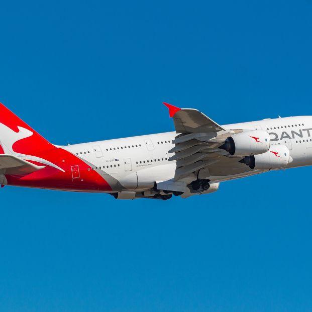 ¿Cogerías un avión sin saber el destino del viaje? Foto: Vismay Bhadra